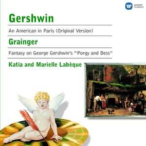 Gershwin: An American in Paris, tone poem, etc.