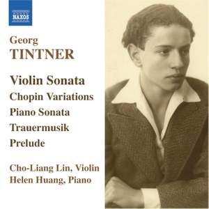 Tintner - Chamber Music