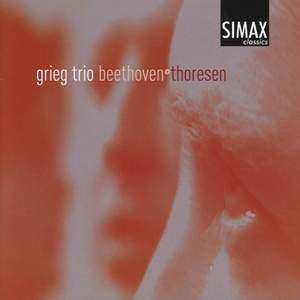 Beethoven, Thoresen: Piano Trios