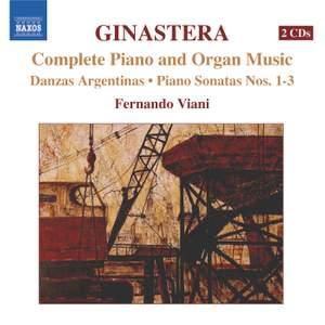 Ginastera - Complete Piano and Organ Music