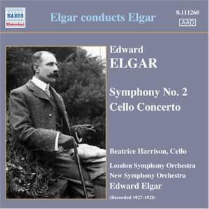 Elgar conducts Elgar