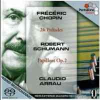 Chopin: Preludes & Schumann: Papillons