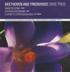 Beethoven & Triebensee: Oboe Trios