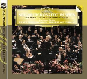 Johann & Josef Strauss - New Year's Concert Product Image