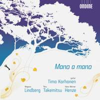 Lindberg: Mano a mano, Takemitsu: In the Woods & Henze: Royal Winter Music