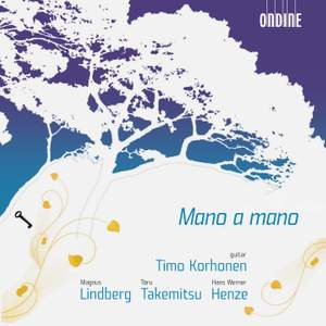 Lindberg: Mano a mano, Takemitsu: In the Woods & Henze: Royal Winter Music