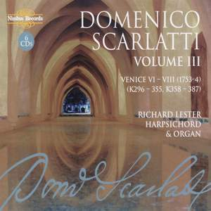 Domenico Scarlatti - The Complete Sonatas Volume 3