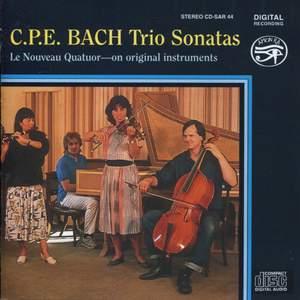 C.P.E. Bach - Trio Sonatas