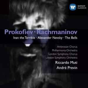 Prokofiev: Ivan The Terrible, etc.