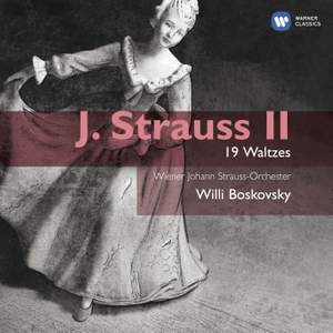 J. Strauss II - 19 Waltzes