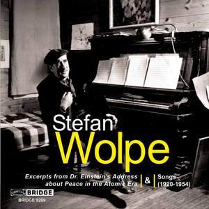 The Music of Stefan Wolpe - Vol. 3