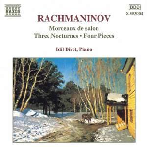 Rachmaninov: Three Nocturnes, etc.
