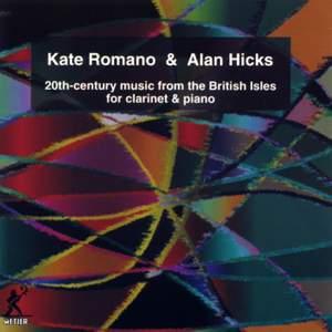 British Clarinet & Piano Music