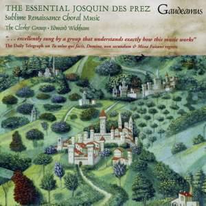 The Essential Josquin