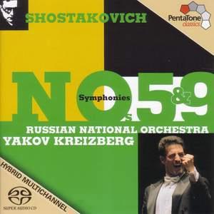 Shostakovich - Symphonies Nos. 5 & 9