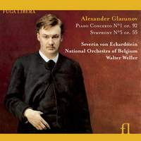 Glazunov: Piano Concerto No. 1 & Symphony No. 5