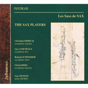 Les Saxs de Sax