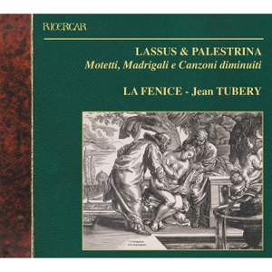 Lassus & Palestrina: Motetti, Madrigali e Canzoni Diminuiti Product Image
