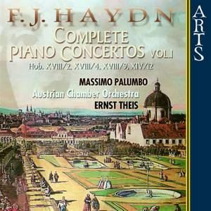 Haydn - Complete Piano Concertos Volume 1