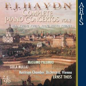 Haydn - Complete Piano Concertos Volume 2 Product Image