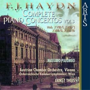 Haydn - Complete Piano Concertos Volume 3