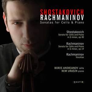 Shostakovich & Rachmaninov - Sonatas for Cello & Piano