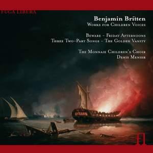 Britten Works For Children's Voices