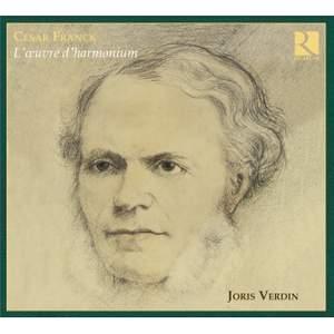 Franck - Complete Works for Harmonium