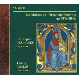 Masters of the 14th Century Florentine Organetto Product Image