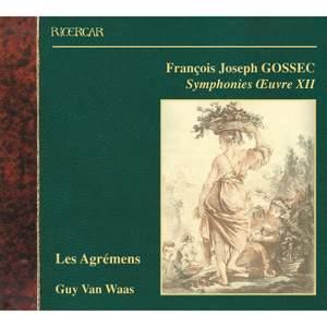Gossec: Selected Symphonies