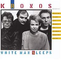 White Man Sleeps