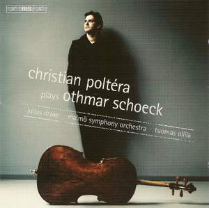 Christian Poltéra plays Othmar Schoeck Product Image