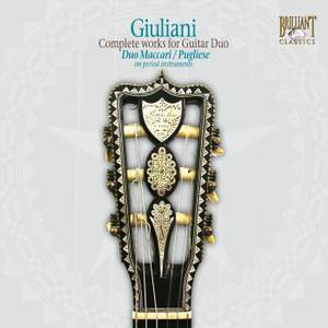 Giuliani - Complete Works For Guitar Duo