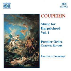 F. Couperin: Music For Harpsichord, Vol. 1 Product Image
