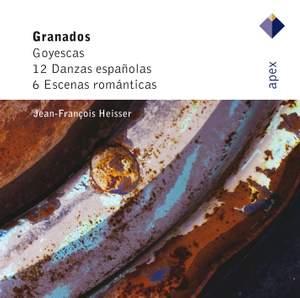 Granados: Goyescas (piano suite), etc.