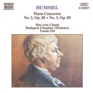 Hummel: Piano Concertos Nos. 2 & 3