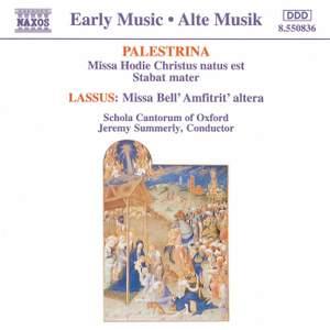 Palestrina: Missa Hodie Christus natus est, etc.