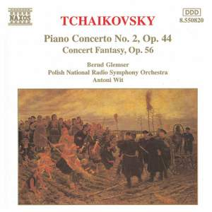 Tchaikovsky: Piano Concerto No. 2 & Concert Fantasy Product Image