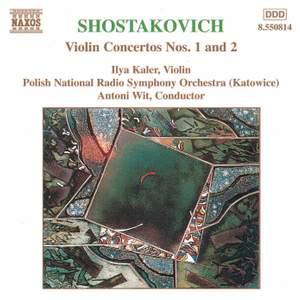 Shostakovich: Violin Concertos Product Image