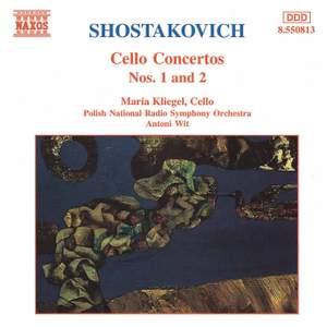 Shostakovich: Cello Concertos Nos. 1 & 2 Product Image