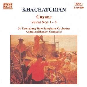 Khachaturian: Gayane Suites
