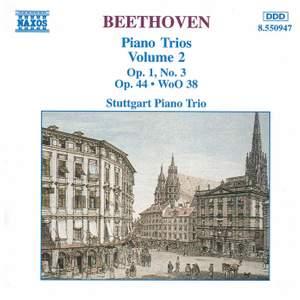 Beethoven: Piano Trios Vol. 2 Product Image