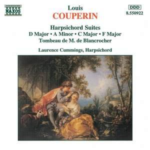 Louis Couperin: Harpsichord Suites