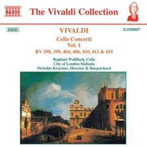 Vivaldi: Cello Concertos, Vol. 1 Product Image