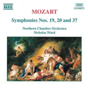 Mozart: Symphony No. 19 in E flat Major, K132, etc.