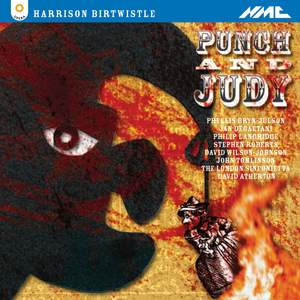 Birtwistle: Punch and Judy
