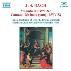 Bach: Magnificat & Cantata 'Ich hab genug'