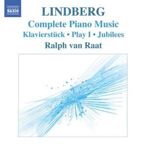 Lindberg - Complete Piano Music