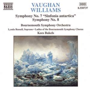 Vaughan Williams - Symphones Nos. 7 & 8