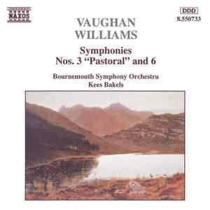 Vaughan Williams - Symphonies Nos. 3 & 6